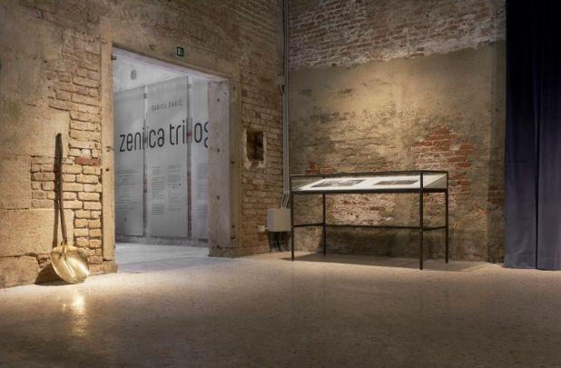Foto: Privatni album/Bh. paviljon na Venecijanskom bijenalu
