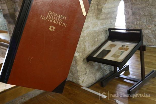 Foto: Dž. Kriještorac/Radiosarajevo.ba/Muzej Jevreja BiH