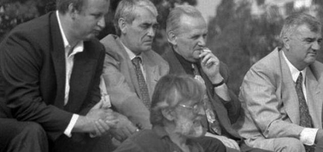 Rojs, Šušak, Boban - undefined