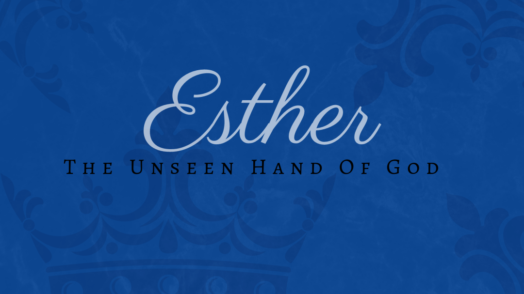 Esther 4 Dr. Chris Winford Art Work