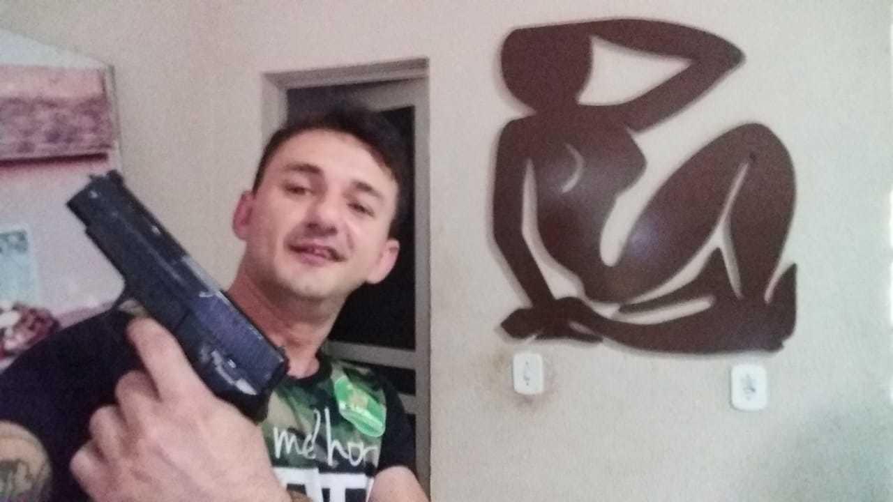 whatsapp image 2018 10 29 at 16.49.48 - Homem que exibiu arma em carreata pela vitória de Bolsonaro é morto a tiros no Piauí: VEJA VÍDEOS