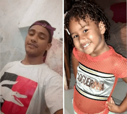 Homem é baleado e filha é morta com tiro na cabeça no MA