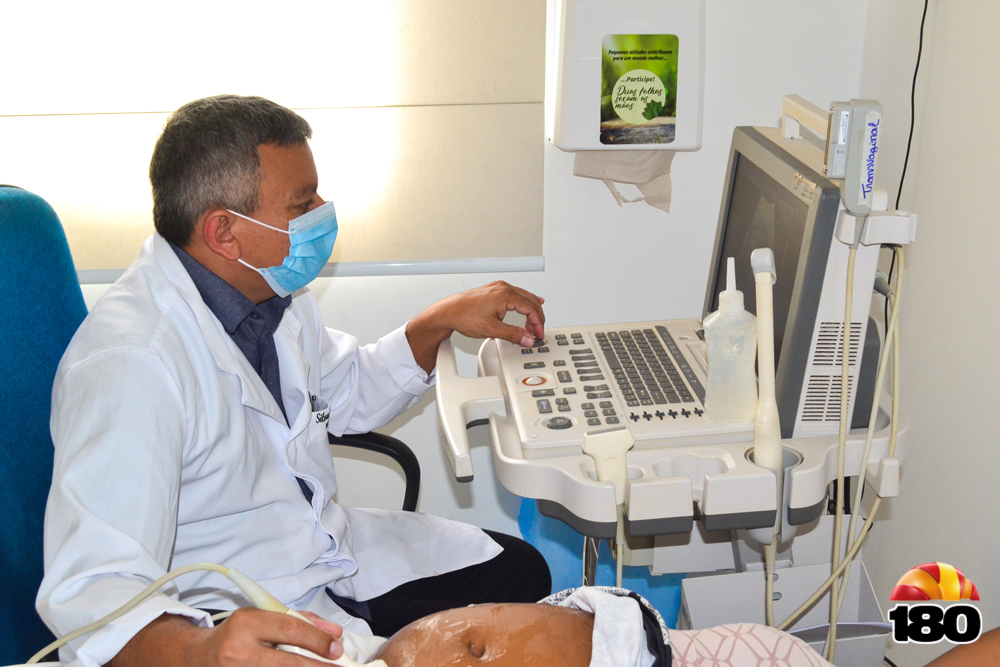 Médico especialista, dr. Silvano Brito.
