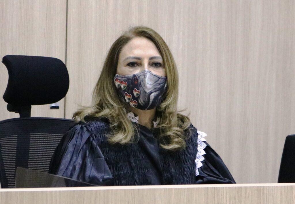 Lilian Martins diz que quer zerar estoque de processos no TCE (Foto: Divulgação)