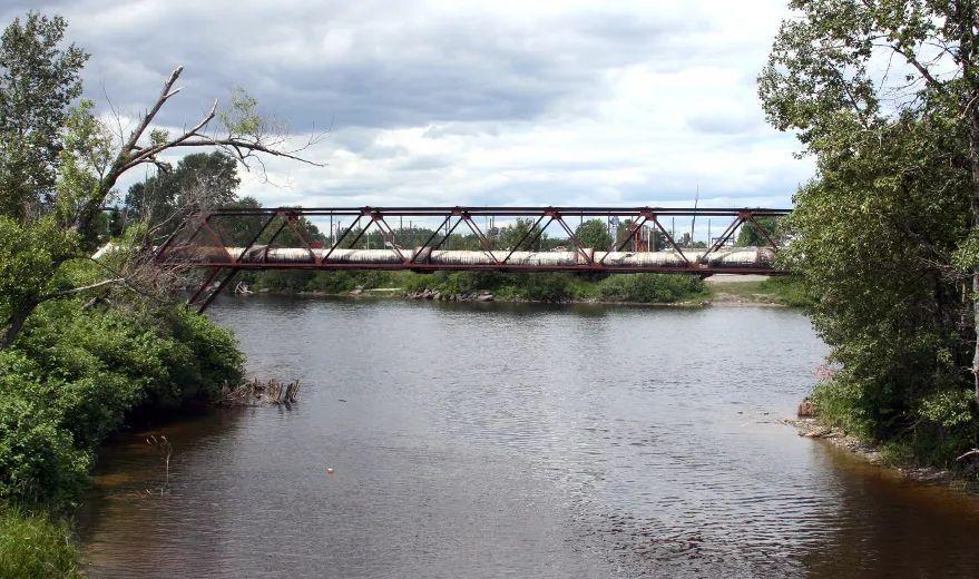 Water main line shut down Timmins Press