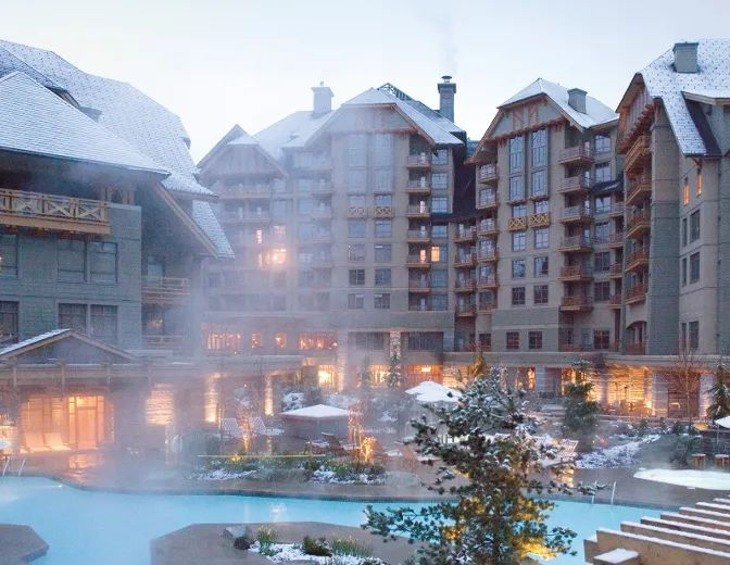 High On Luxury In Whistler British Columbia Canada