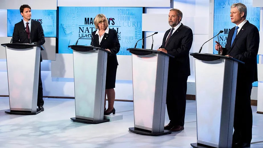 Slight Drop In Ndp Support In Post Debate Polls Sault Star