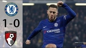 Bournemouth Vs Chelsea 0-1 Goals And Resumes 14/12/2019 Hd