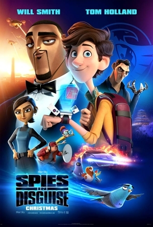 Spies in Disguise (2019) [Movie]