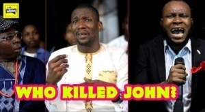 The Winlos – WHO KILLED JOHN