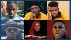 Top 10 Nigerian Upcoming Artists to Watch out for in 2020