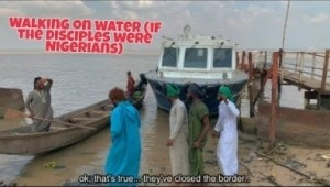 VIDEO: Xploit Comedy – Walking on the Sea (If theDisciples Were Nigerians)