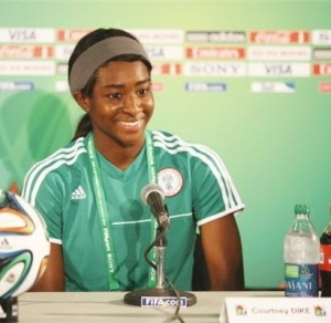 19 Year Old Super Falconettes Player Rejects $7,000 Pay Because She Feels Honoured to Play for Nigeria