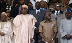 2015: How Jonathan, Oshiomhole fell apart