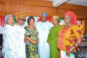 2015: PDP Holds Workshop For Female Aspirants In Presidential Villa Today