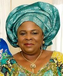2015 Elections: Patience Jonathan Tells Women, Vote My Husband