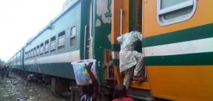 2 Dead, One Injured As Two Trains Collide In Agege Lagos