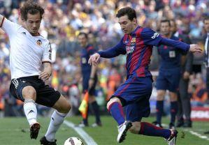 400 goal Messi does more than score – Luis Enrique