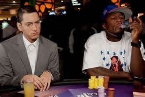 50 Cent To Collaborate With Eminem On