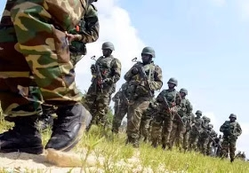 54 Nigerian Soldiers Sentenced to Death for Mutiny