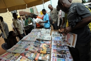 8 Types Of People You Will Find In A Newspaper Joint