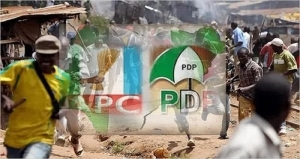 APC Destroys Five PDP Vehicles In Gombe In A Revenge Attack