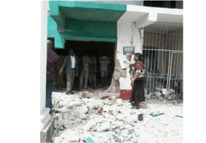 APC party office in Okrika Rivers State got bombed