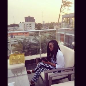 Actress Genevieve Nnaji Dazzles In New Photos