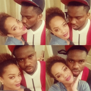 Adaeze and Joseph Yobo loved up in new photos