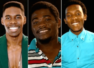 Africa evicts 3 males from BBHotshots