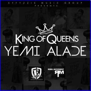 Album Tracklist & Art: Yemi Alade - King of Queens (KOQ)