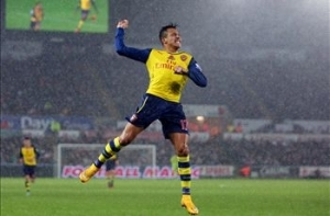 Alexis: Premier League better than La Liga & Serie A