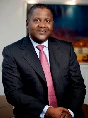 Aliko Dangote interested in buying a stake in Brooklyn Nets?