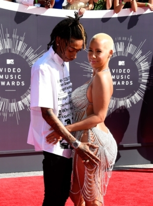 Amber Rose To Get More Than A Million Dollars From Marriage Prenup