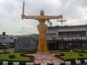 American Woman Jailed For 'Pinging' In A Federal High Court In Lagos