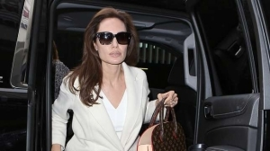 Angelina Jolie Survives Ghastly Auto Crash In Los Angeles