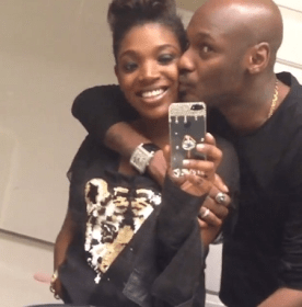 Annie Idibia's Sweet Birthday Message To Hubby