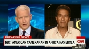 Another American Infected, NBC News Cameraman, Tests Positive for Ebola