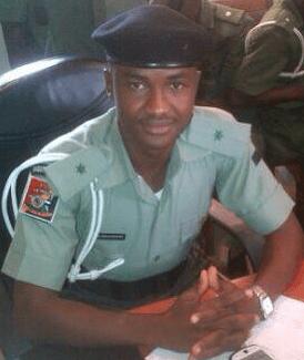 Another fallen hero; Lt. Mudassir killed by Boko Haram today