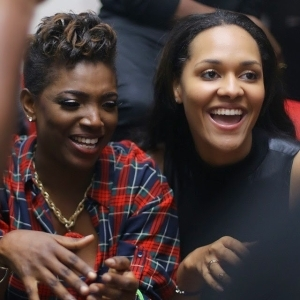 Are Annie Idibia and Tania Omotayo one of Nigeria's celebrity 'besties'?