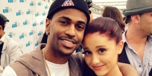 Ariana Grande and Big Sean 'totally in love'