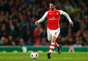 Arteta: Loss to Manchester United was Arsenal