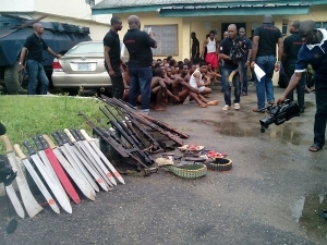 Axelander & Dewell Cultists In Bloody Clash, 3 Killed In Ikwerre Rivers State