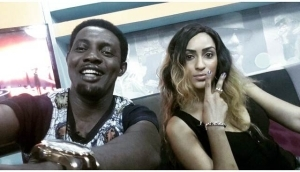 AyComedian & Juliet Ibrahim Promote '30 days in Atlanta' In Accra