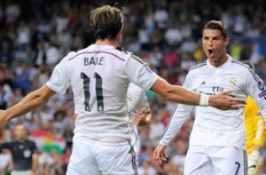 Bale: I want to be as good as Ronaldo