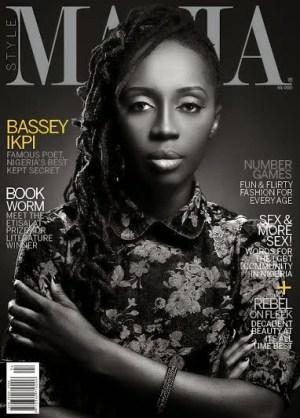 Bassey Ikpi Covers New Issue Of Mania Magazine