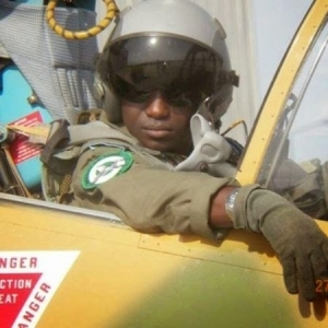 Beheaded by BH: Tribute to Wing Commander Chimda Hedima 1975 - 2014