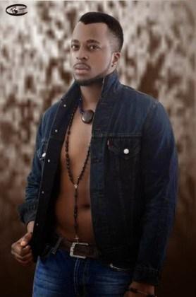 Benson Okonkwo Claims He Is Nigeria's Sexiest Man