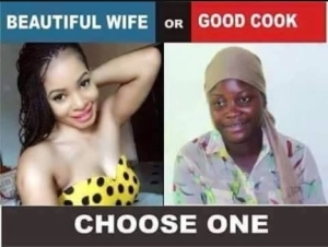 Between These Two Women Who Will You Choose To Be Your Future Wife?