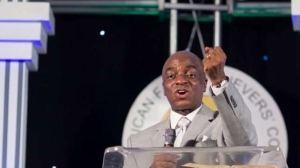 Bishop Oyedepo Orders Members To Bring Their Pvcs To Church For Prayers